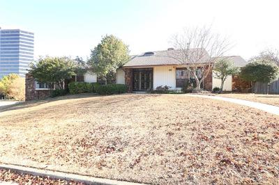 Tulsa OK Single Family Home For Sale: $249,500