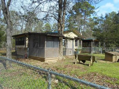 Wister Single Family Home For Sale: 31057 Pocahontas Road