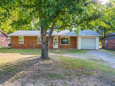 Coweta Single Family Home For Sale: 14061 S 294th East Avenue