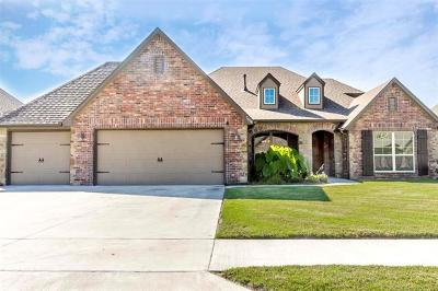 Owasso Single Family Home For Sale: 7614 N 144th East Avenue