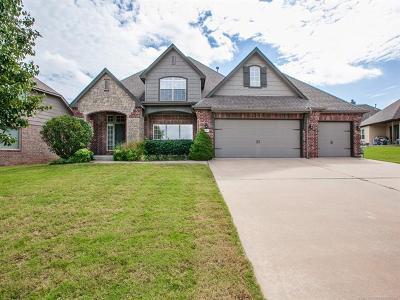 Broken Arrow Single Family Home For Sale: 901 W Elmira Street