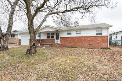 Broken Arrow Single Family Home For Sale: 621 S 6th Street