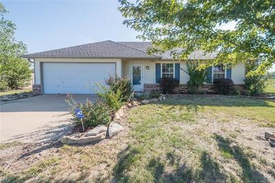 Claremore Single Family Home For Sale: 24875 S 4180 Road