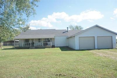 Morris Single Family Home For Sale: 16060 N 310th Road