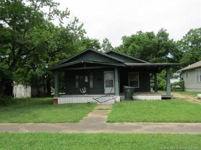 Claremore Single Family Home For Sale: 214 W 5th Street