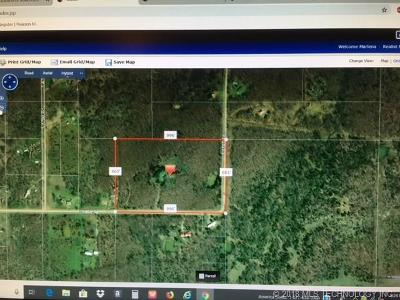 Muldrow Residential Lots & Land For Sale: 1086 Road