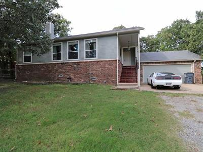 Sand Springs Single Family Home For Sale