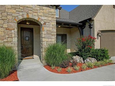 Bixby Single Family Home For Sale: 14350 S Hudson Avenue