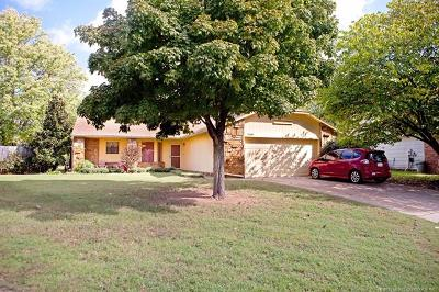 Single Family Home Sold: 13407 S 88th East Avenue