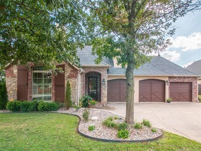 Jenks Single Family Home For Sale: 12132 S Birch Avenue