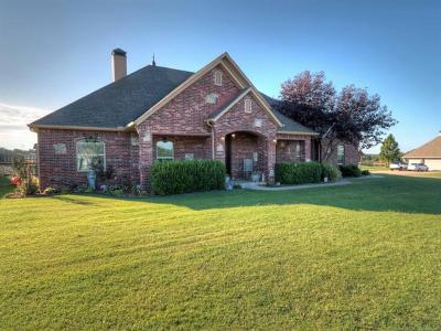 Sand Springs Single Family Home For Sale: 9930 Windridge Drive