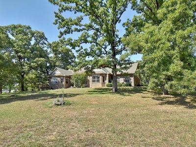 Sallisaw Single Family Home For Sale: 205 W Taylor Drive