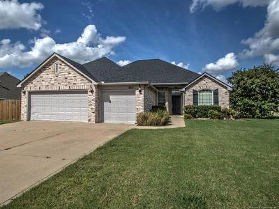Jenks Single Family Home For Sale: 2411 W 119th Street S