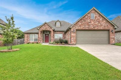 Broken Arrow Single Family Home For Sale: 2619 S 15th Place
