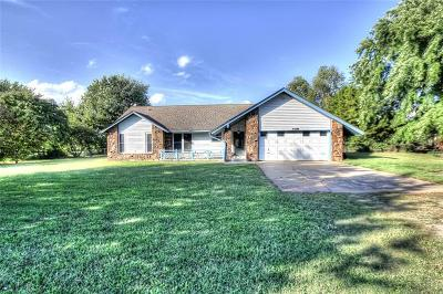 Catoosa Single Family Home For Sale: 27615 E 23rd Street