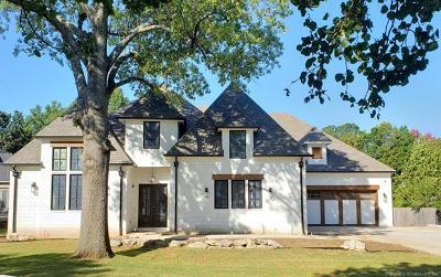 Tulsa County Single Family Home For Sale: 2952 S Delaware Avenue