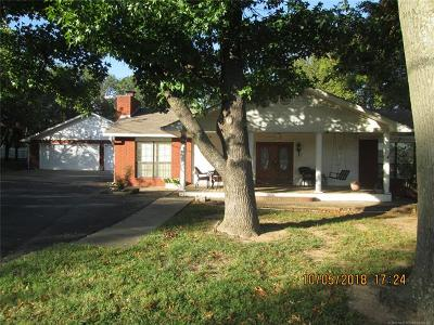 Fort Gibson Single Family Home For Sale: 600 N Willey Street