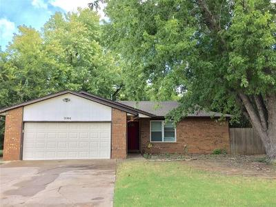 Broken Arrow Single Family Home For Sale: 2004 W Delmar Street