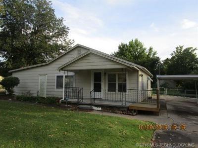 Broken Arrow Single Family Home For Sale: 415 W Commercial Street