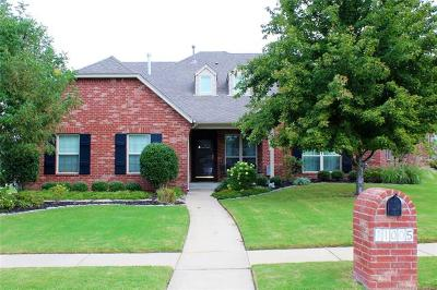 Jenks Single Family Home For Sale: 11005 S James Court