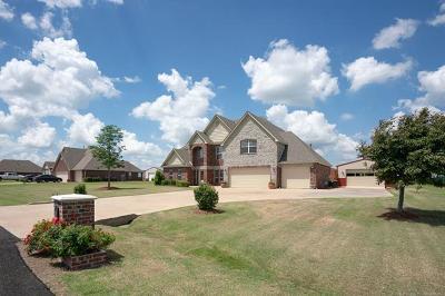 Skiatook Single Family Home For Sale: 14518 N Lantana Boulevard