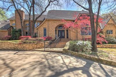 Tulsa Single Family Home For Sale: 9919 S Louisville Avenue