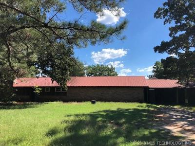 Single Family Home For Sale: 16445 County Road 1460