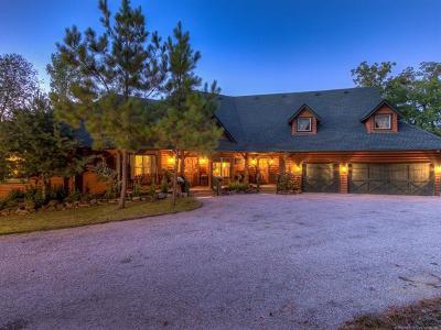 Single Family Home For Sale: 29324 E 23rd Street S