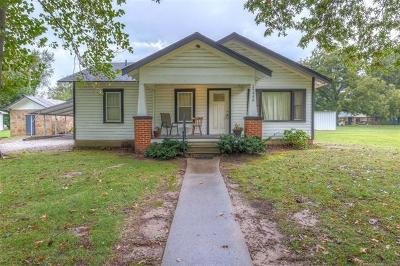 Coweta Single Family Home For Sale: 15440 S 289th East Avenue