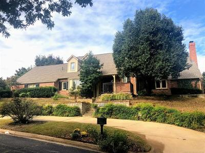 Tulsa Single Family Home For Sale: 3903 E 96th Place