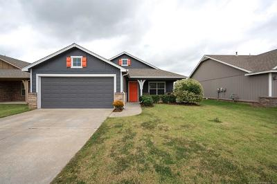 Owasso Single Family Home For Sale: 10906 N 117th East Avenue