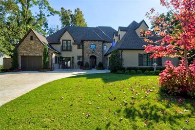 Tulsa Single Family Home For Sale: 1630 E 32nd Street