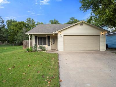 Claremore Single Family Home For Sale: 526 S Maryland Avenue