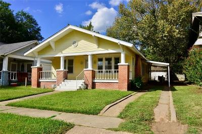 Henryetta Single Family Home For Sale: 810 W Gentry Street