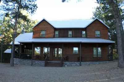 Broken Bow Single Family Home For Sale: 238 Sugar Pine Loop