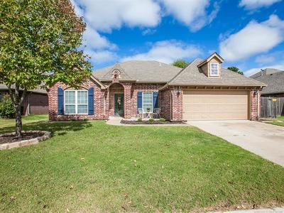 Owasso Single Family Home For Sale: 15909 E 91st Street North