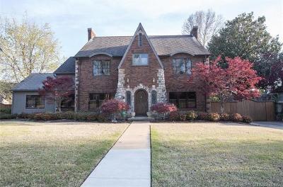 Tulsa Single Family Home For Sale: 1236 E 27th Street