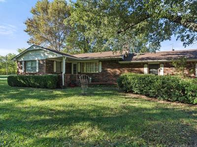 Claremore Single Family Home For Sale: 15311 E 370 Road