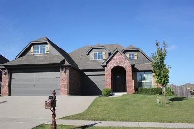 Bixby Single Family Home For Sale: 13400 S 20th Court