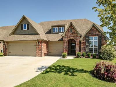 Jenks Single Family Home For Sale: 11127 S Adams Street