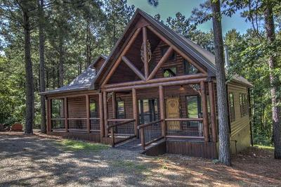 Broken Bow Single Family Home For Sale: 621 Long Pine Trail