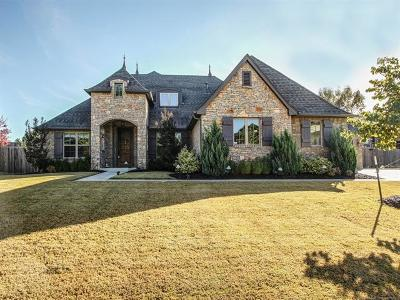 Bixby Single Family Home For Sale: 7307 S Sycamore Place