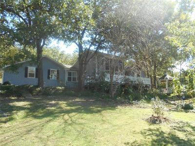Heavener Single Family Home For Sale: 306 Hwy 128