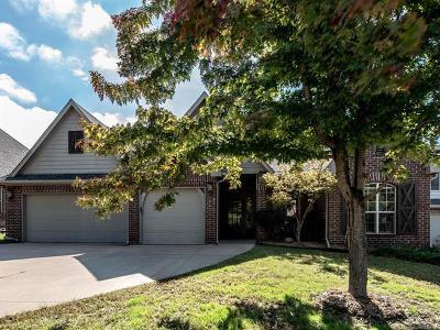 Bixby Single Family Home For Sale: 9152 E 117th Street