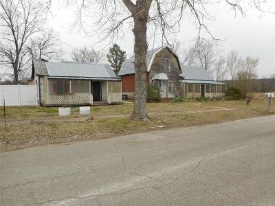 Pawhuska Single Family Home For Sale: 500 Revard Avenue