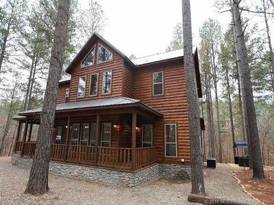 Broken Bow Single Family Home For Sale: 14 Lonely Oak Street