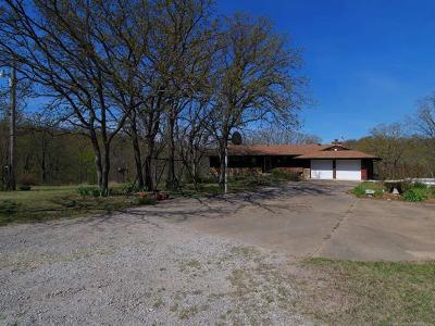 Sapulpa Single Family Home For Sale: 15701 W 188th Place S