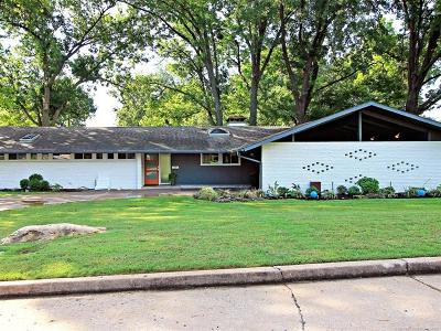 Tulsa Single Family Home For Sale: 2818 E 48th Street