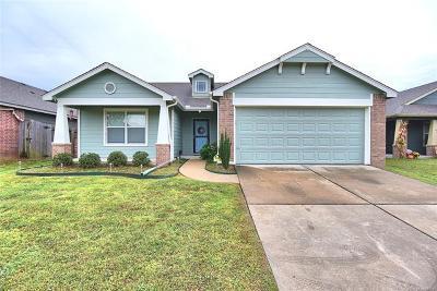 Broken Arrow Single Family Home For Sale: 2117 E Concord Street
