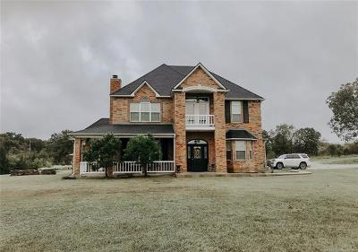 Single Family Home For Sale: 16200 County Road 3635